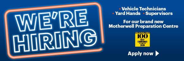 We're hiring for roles at our new Motherwell prep centre