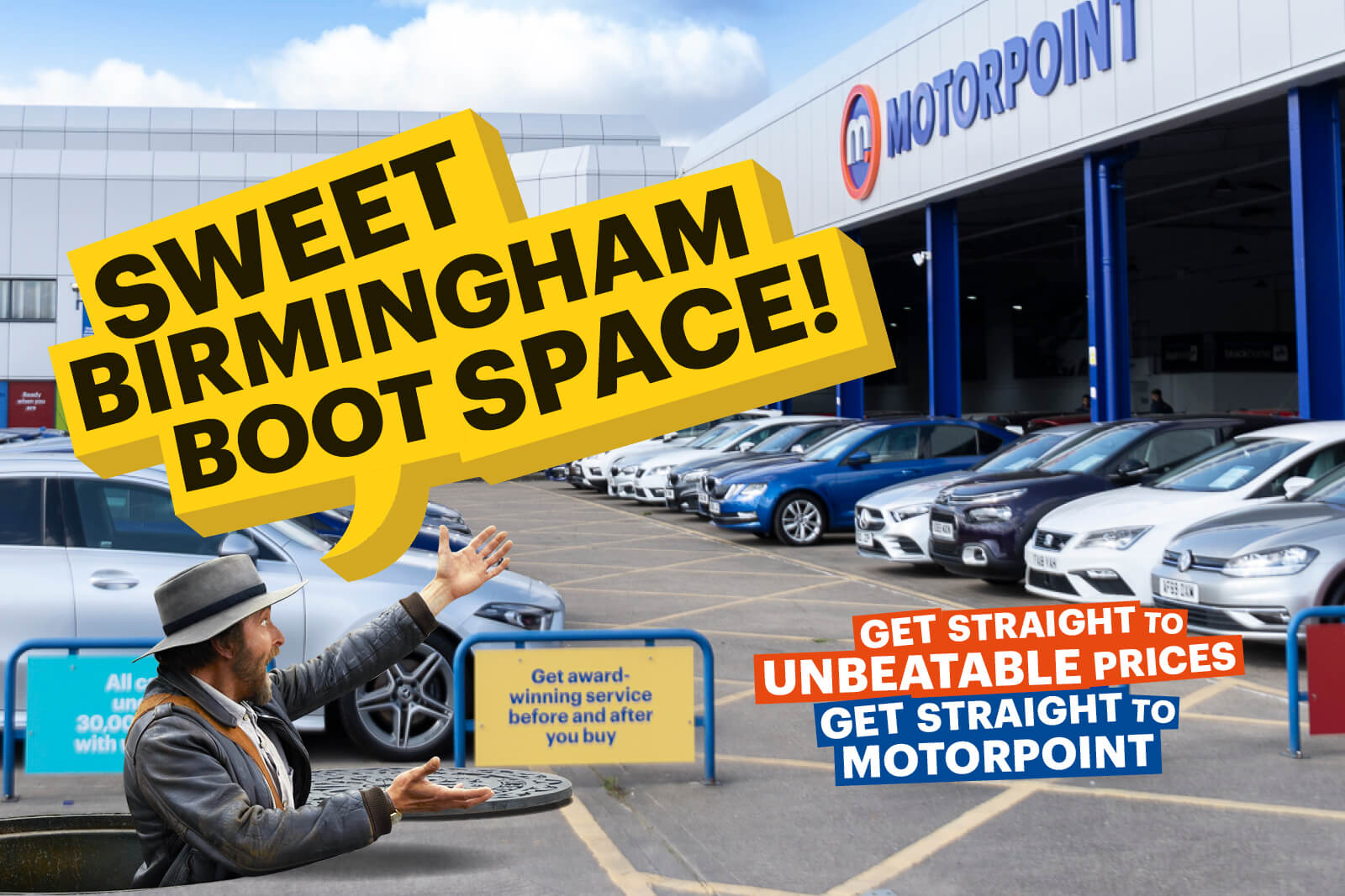 Birmingham showroom