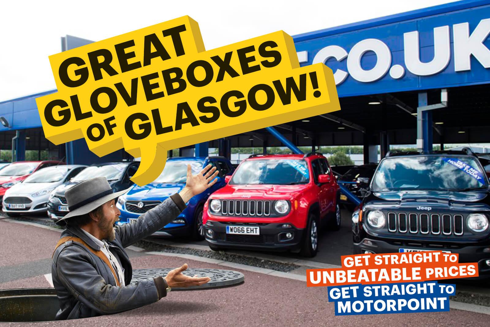 Glasgow showroom